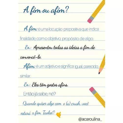 Aulas De Portugues E Literatura