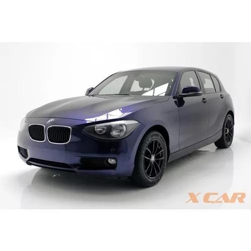 BMW Serie 1 1.6 16V TURBO GASOLINA 4P AUTOMÁTICO