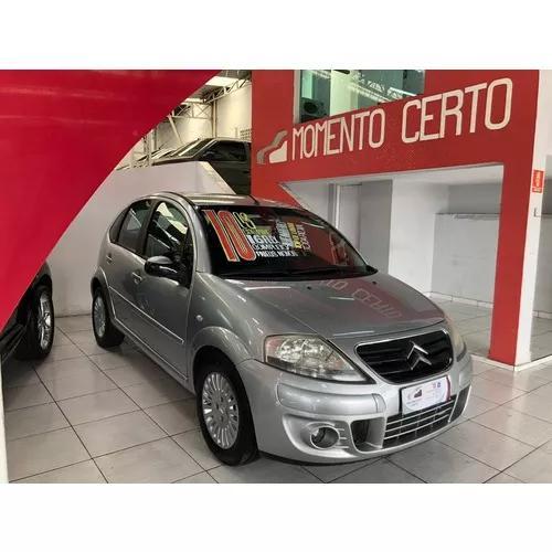 Citroën C3 1.6 16v Exclusive Flex Aut. 5p