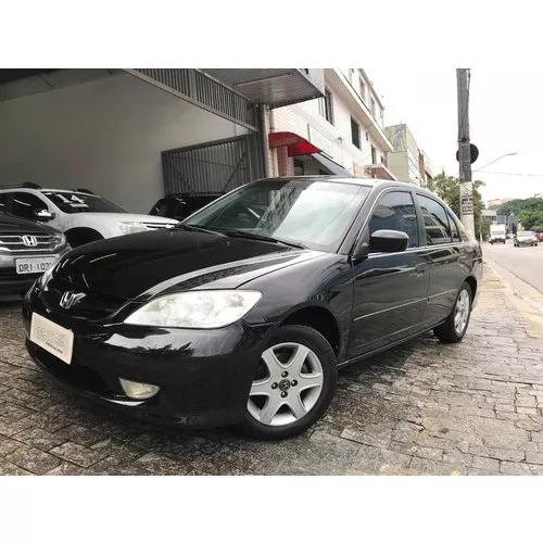 Honda Civic 1.7 Lx 4p