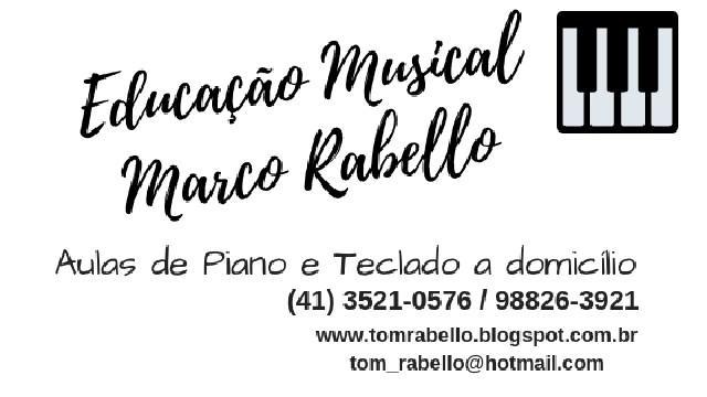 Aulas de Piano Curitiba