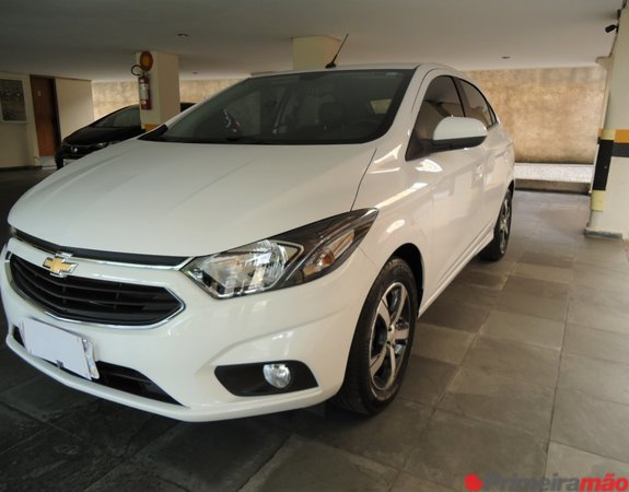 Onix Hatch 1.4 LTZ Completo Unico dono impecavel