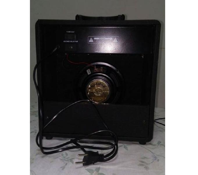 Amplificador de guitarra Sheldon GT150 (c efeito overdrive)