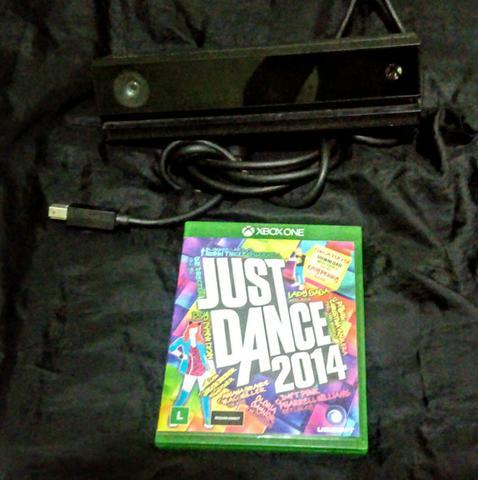 Kinect para xbox one 200 reais