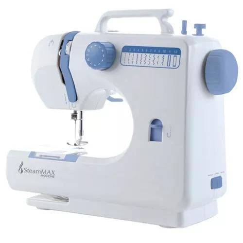 Máquina De Costura Profissional - Steammax -12 Pontos