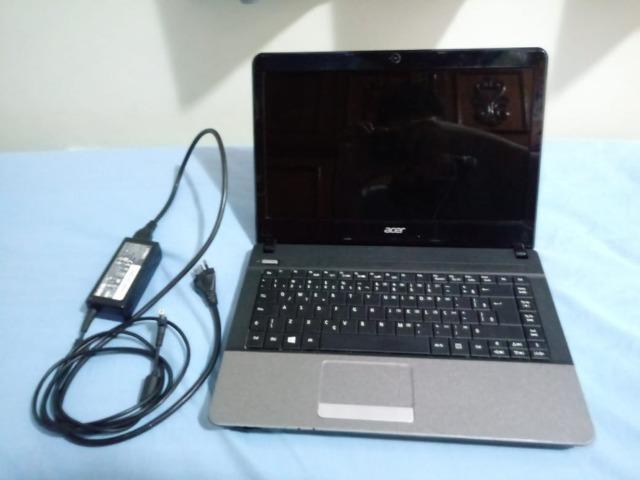 Notebook Acer I3 2 geração leia a descrição Parcelo no