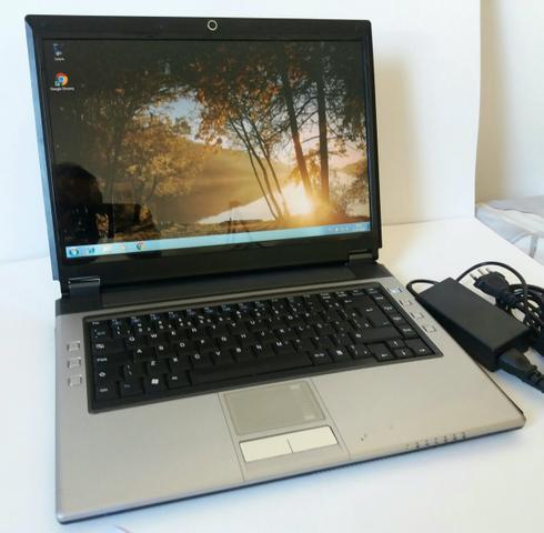 Notebook Dual Core barato