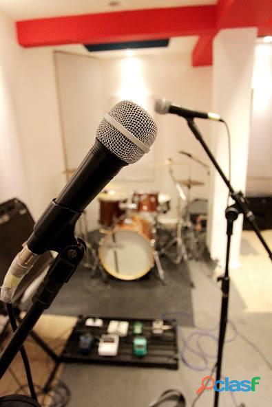 Sound City Estúdio de Ensaio
