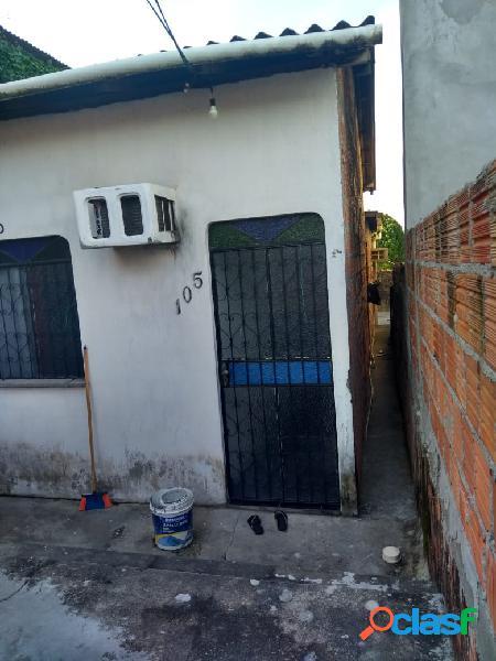 Vendo Excelente Casa com 02 Quartos no Bairro da Paz.Manaus,