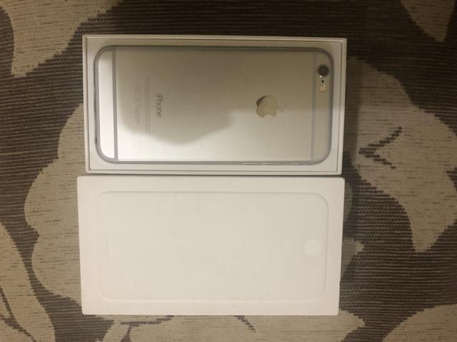 Vendo ou troco iPhone 6 16 gigas com caixa e todos