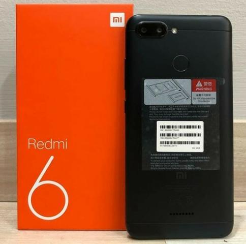 Xiaomi Redmi Gb Preto Lacrado a pronta entrega (Ac.