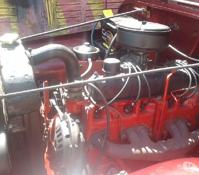 jeep willhys, motor e cambio ORIGINAL 1967