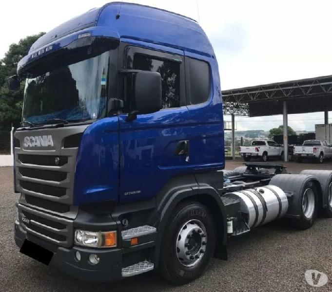 scania r 440 6x2 2013 completo
