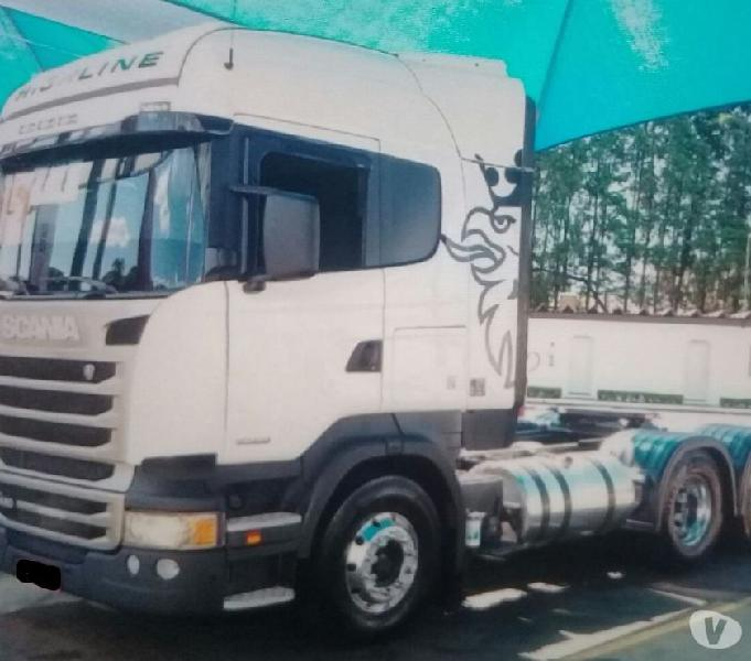 scania r 440 highline 6x4 2015 com ar digital