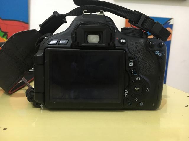 Canon T3i PARCELO EM ATÉ 12x