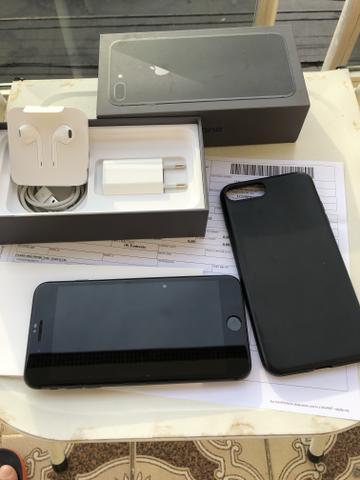 IPhone 8 Plus 64 Cinza Espacial com Nota fiscal