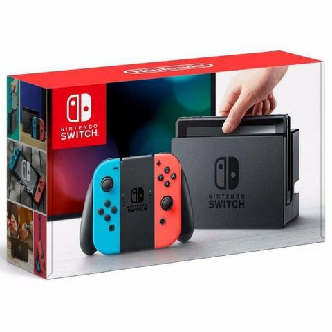 Nintendo Switch - Instalação de jogos