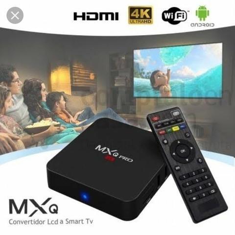 Transforme sua tv em smart 2gb ram 16gb rom+veloz e