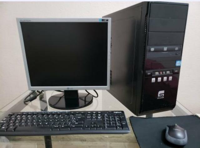 Vendo PC Pentium Dual Core 4gb memória
