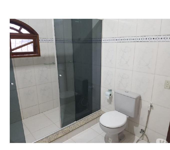 Casa 4 qtos e amplo quintal - Rio das Ostras - RJ