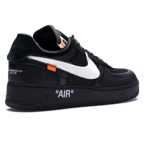 Novo- Tênis Nike Air Force 1 Low Off-white