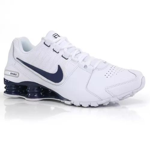 Tênis Masculino Nike Shox Avenue Ltr Original + Nota Fiscal