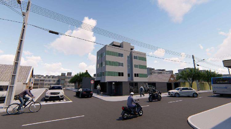 Apartamento, Mantiqueira, 2 Quartos, 1 Vaga