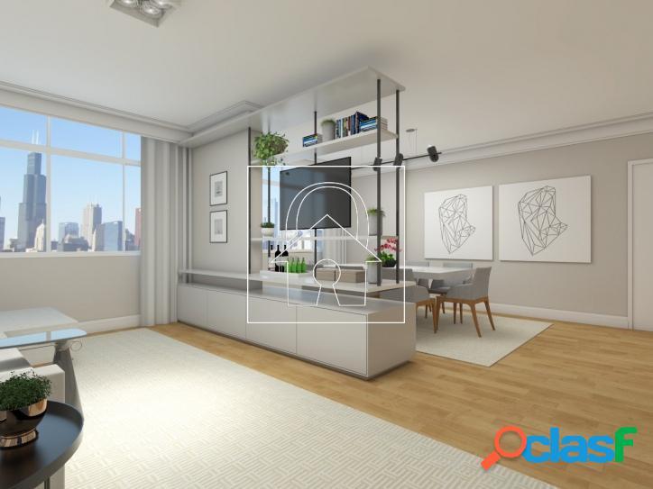 Apartamento à venda com 163m² no Jardim América