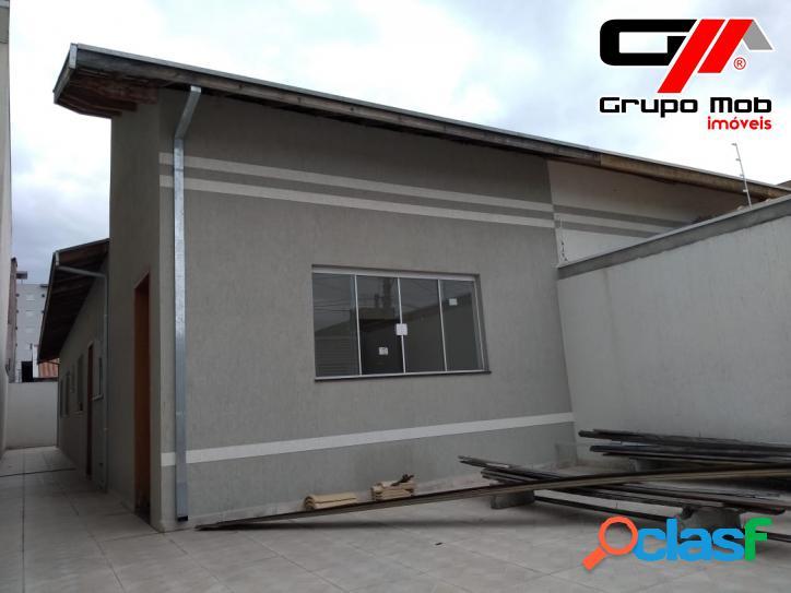 Casa nova 3 dormitórios sendo 1 suíte -Portal da
