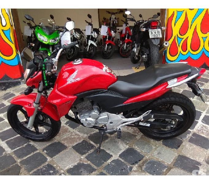 HONDA CB 300R 2014 FLEX EM 12X DE 1000 NO CARTAO