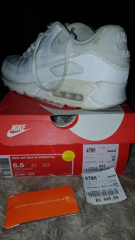 Tênis Nike Air Max 90 ESSENTIAL - N°40