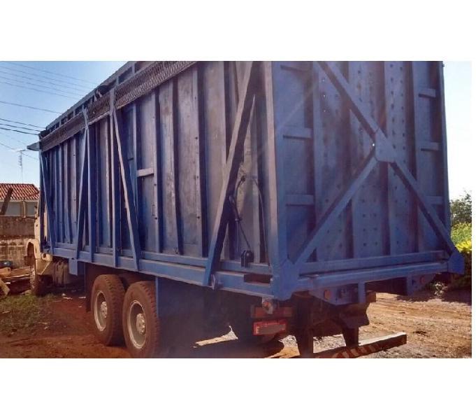 Caminhão Mecedes Benz Canavieiro Transbordo 1994 Revisado