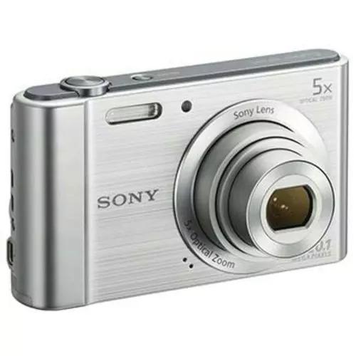 Câmera Digital Sony W800 Cyber-shot 20.1 Mp Tela Lcd Hd