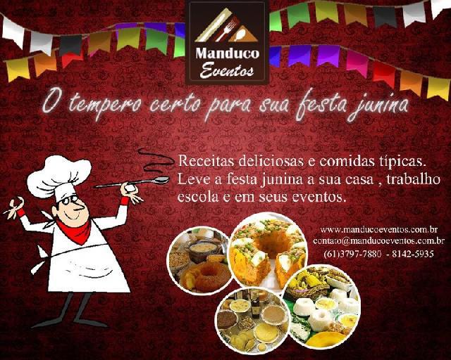 Encomendas e kit festa junina em brasília / df