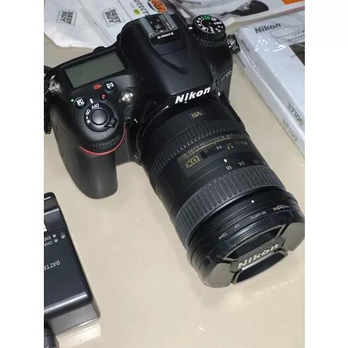 Kit Câmera Nikon D7100 + 01 Lente 18-200mm + Bolsa