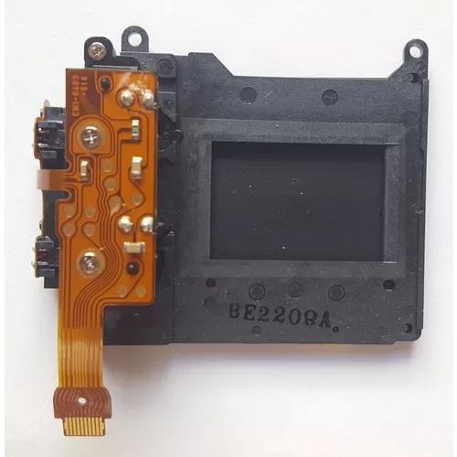 Shutter Obturador Para Câmera Canon Eos 40d 50d #