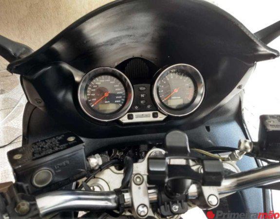 Suzuki Bandit 1200S - Venda ou troca por carro ou moto -