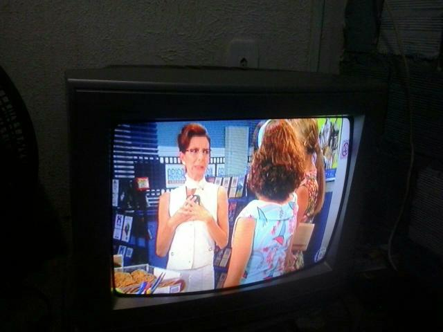 Tv de tubo Panasonic 20 polegadas imagem top