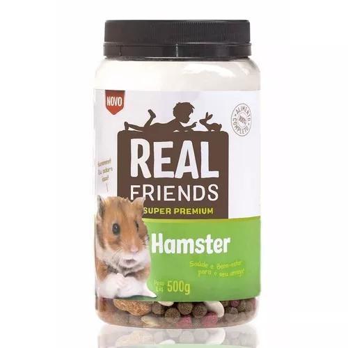 Alimento Hamster Ração Super Pr