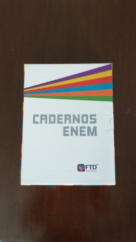 Cadernos Enem FTD NUNCA USADOS