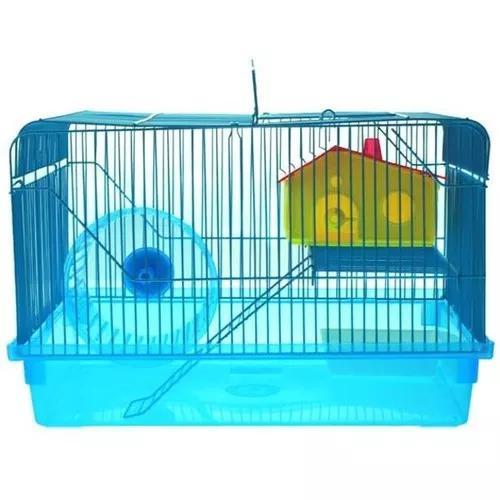 Gaiola Hamster 2 Andares American Pets