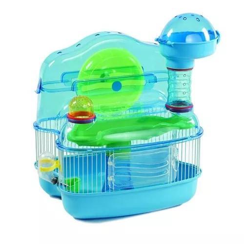 Gaiola Hamster Mr House Space - Mr Pet