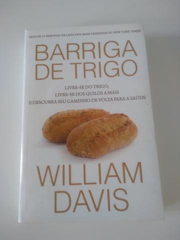 Livro Barriga de Trigo