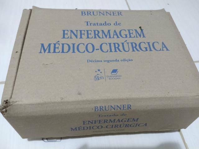 Brunner tratato de enfermagem   Posot Class