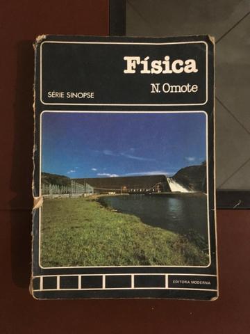 Livro Física Série Sinopse - N. Omote - Editora Moderna