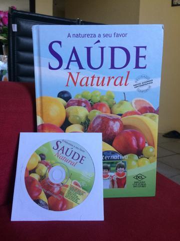 Livro Saúde Natural