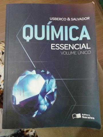 Livro de Química para ensino médio volume único