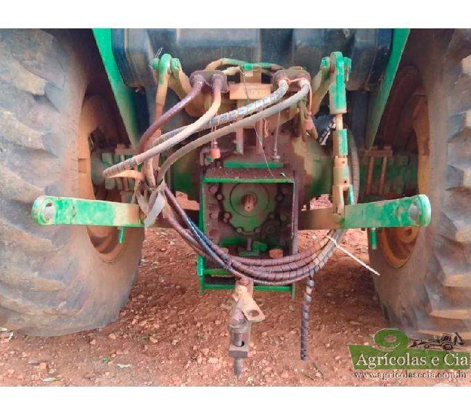 TRator John Deere 5085 4x4 (Com Lâmina e Concha Stara!)