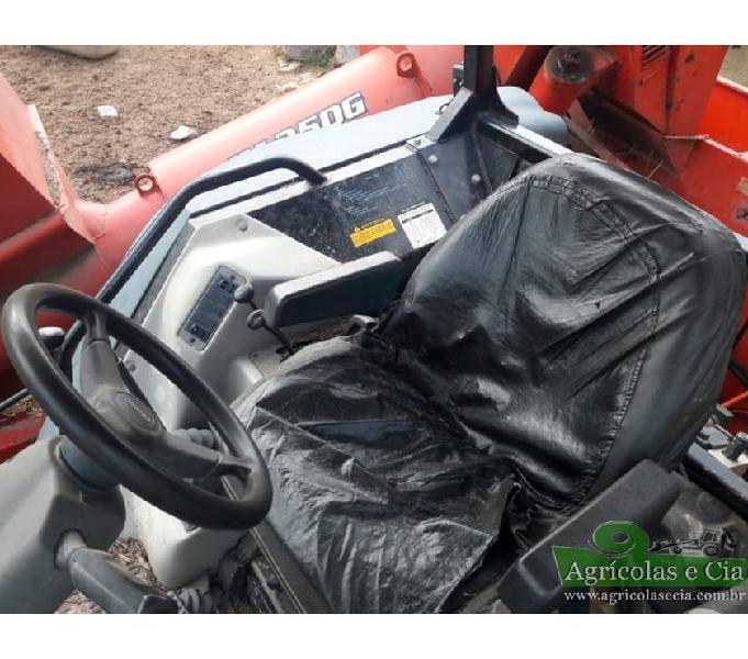 Trator Valtra BM 100 4x4 (Único Dono - 1.600 Horas!)
