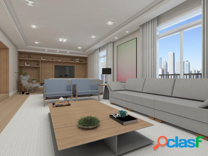 Apartamento com 3 suítes à venda no Jardim América, 287